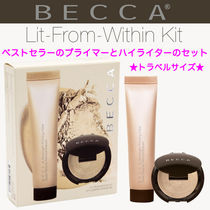 BECCA★Lit From Within Kit★プライマー&ハイライターのセット