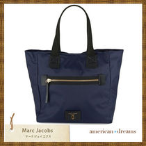 SALE 即発送! marc jacobs ナイロントート マザーズバッグにも◎