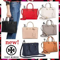 セール新作 Tory Burch 便利2way Robinson Small DoubleZip Tote