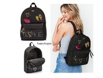 【Victoria's Secret】きらら☆Runway Patch City Backpack