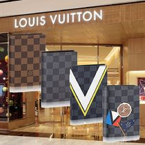 【Louis Vuitton】ダミエ クーヴェルテュール・パスポール NM