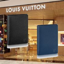 【Louis Vuitton】タイガ クーヴェルテュール・パスポール NM