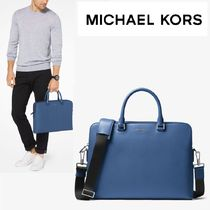 ☆ Michael Kors☆Harrison Leatherブリーフケース