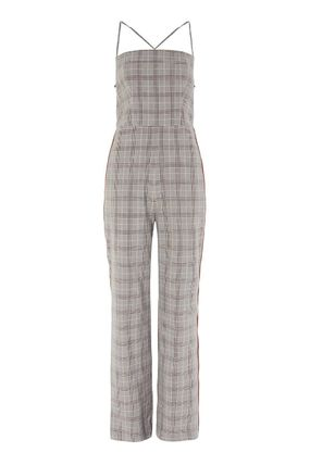 TOPSHOP オールインワン・サロペット 《スポーティー&チェック♪》☆TOPSHOP☆Checked Jumpsuit(2)