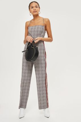 TOPSHOP オールインワン・サロペット 《スポーティー&チェック♪》☆TOPSHOP☆Checked Jumpsuit(3)