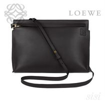 LOEWE★ロエベ T Pouch Bag Black
