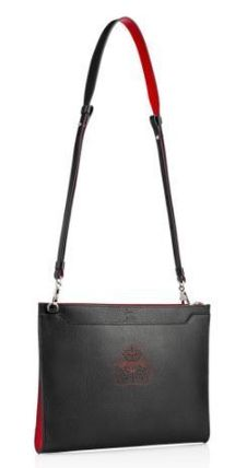 Christian Louboutin クラッチバッグ SALE☆ルブタン Skypouch ecusson  2way  クラッチバッグ (5)