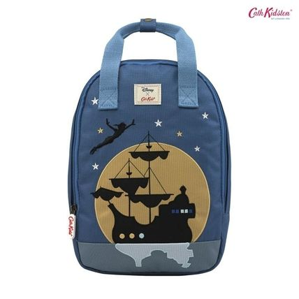 Cath Kidston バックパック・リュック Cath Kidston★DISNEY NOVELTY BACKPACK MID BLUE