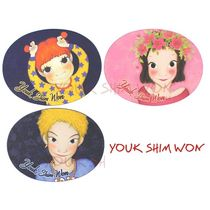 ★YOUKSHIMWON★韓国発 マウスパッド Mouse pad【全3色】