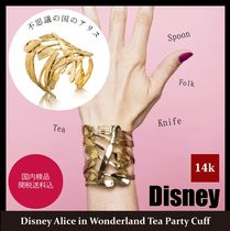 Disney(ディズニー) Alice in Wonderland Tea Party Cuff♡