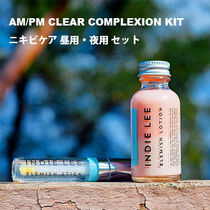 AM/PM CLEAR COMPLEXION KIT ニキビケア 昼・夜用セット