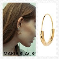 【日本未上陸】  Maria Black SERENDIPITY HOOP EARRING SMALL