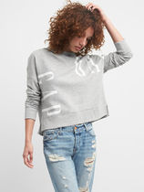 GAP(ギャップ) スウェット・トレーナー GAP Logo Remix Pullover Hoodie in French Terry