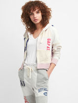 GAP(ギャップ) スウェット・トレーナー GAP Logo Remix Zip Hoodie in French Terry