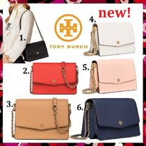 セール 新作 Tory Burch ROBINSON CONVERTIBLE SHOULDER BAG