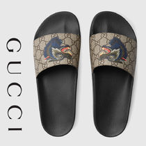 GUCCI WOLF DETAIL サンダル