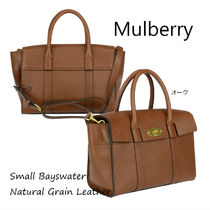 18SS★Mulberry Small Bayswater Oak CG 関税/送料込