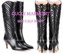 GUCCI★セール★MARMONT MID CALF BOOT♪