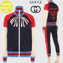 """""""Guccify Yourself""""プリント ジャージージャケットGUCCI(グッチ)"""