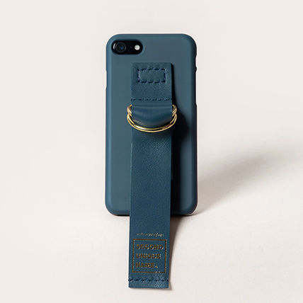 SECOND UNIQUE NAME スマホケース・テックアクセサリー 【SECOND UNIQUE NAME】Leather Edition /iPhone ★BEST★(6)