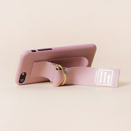 SECOND UNIQUE NAME スマホケース・テックアクセサリー 【SECOND UNIQUE NAME】Leather Edition /iPhone ★BEST★(11)