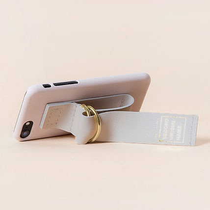 SECOND UNIQUE NAME スマホケース・テックアクセサリー 【SECOND UNIQUE NAME】Leather Edition /iPhone ★BEST★(13)