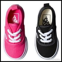 Vans Toddlers Authentic Shoes ベビー kids スニーカー