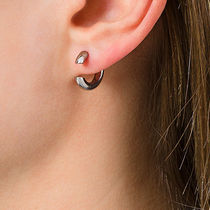 Maria Black☆DISRUPTED 14 EARRING / silver