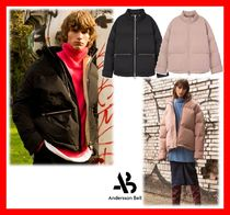 ANDERSSON BELL(アンダースンベル) ダウンジャケット 韓国人気【Andersson Bell】UNISEX AB DUCK DOWN JACKET★2色☆