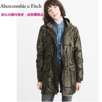 Abercrombie&Fitch☆3イン1カモフラージュパーカー♪