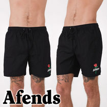 AFENDS(アフェンズ) 水着 AFENDS【アフェンズ】Baywatch Rose ボードショーツ 水着