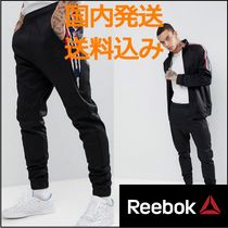 国内発送*Reebok*Retro Joggers In Black BQ5422