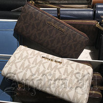 ★長財布★MICHAEL KORS LG THREE QTR ZIP WALLET 35H7GTVE2B