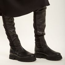 新作♡関税込【MARQUES ALMEIDA】Thigh-High Biker Boots