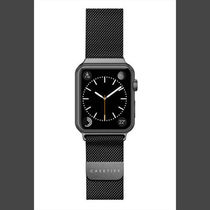 腕時計用ベルト・バンド Mesh Apple Watch Strap, 38mm CASETIFY_GUNMETAL