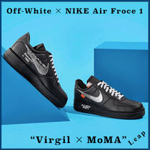 【Nike×OFF-WHITE×MoMA】コラボ Air Force 1 Virgil x MOMA