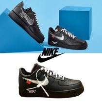 """AIR FORCE 1 '07 """"Off-White Virgil x MoMA""""- エアフォース1"""