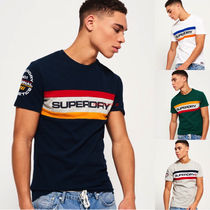 【Superdry極度乾燥(しなさい)】Trophy Chest Band T-Shirt