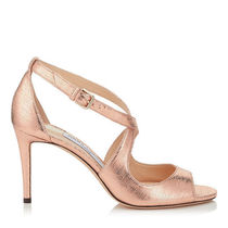JIMMY CHOO- EMILY85 TEA ROSE-【18SS/日本未入荷カラー】