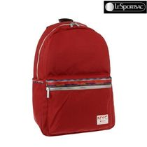 LeSportsac☆NYCコレクションRiverside Backpack in CITY SUNSET