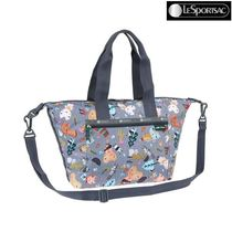LeSportsac(レスポートサック) マザーズバッグ LeSportsac DONNA WILSON SAYLOR TOTE in SINGING IN THE WOODS