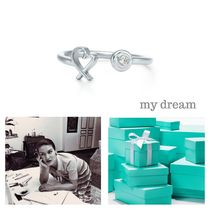 【Tiffany】Paloma's Loving Heart Wire Ring in SterlingSilver