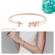 【Tiffany & Co】Paloma's  Graffiti Arrow Cuff in Rose Gold