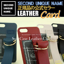 【NEW】「SECOND UNIQUE NAME」LEATHER CARD EDITION 正規品