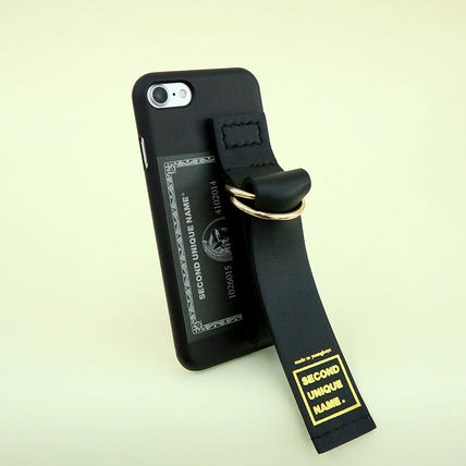 SECOND UNIQUE NAME iPhone・スマホケース 【NEW】「SECOND UNIQUE NAME」LEATHER CARD EDITION 正規品(5)