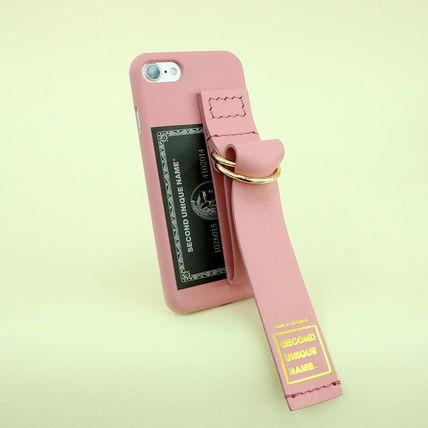 SECOND UNIQUE NAME iPhone・スマホケース 【NEW】「SECOND UNIQUE NAME」LEATHER CARD EDITION 正規品(11)