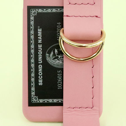 SECOND UNIQUE NAME iPhone・スマホケース 【NEW】「SECOND UNIQUE NAME」LEATHER CARD EDITION 正規品(12)