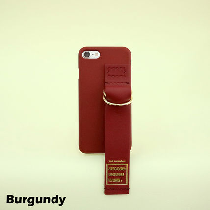 SECOND UNIQUE NAME iPhone・スマホケース 【NEW】「SECOND UNIQUE NAME」LEATHER CARD EDITION 正規品(15)