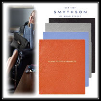 SMYTHSON(スマイソン) ノート 関税込★ SMYTHSON ★ PLANS PLOTS PROJECTS PREMIER NOTEBOOK