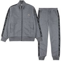 Moncler★2018SS★ロゴスウェット上下セット★10A